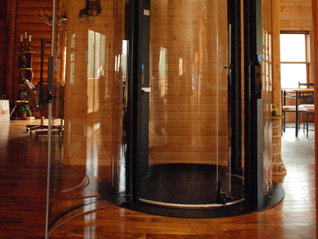 Nationwide lifts of southern california traditional for Luxury home elevators